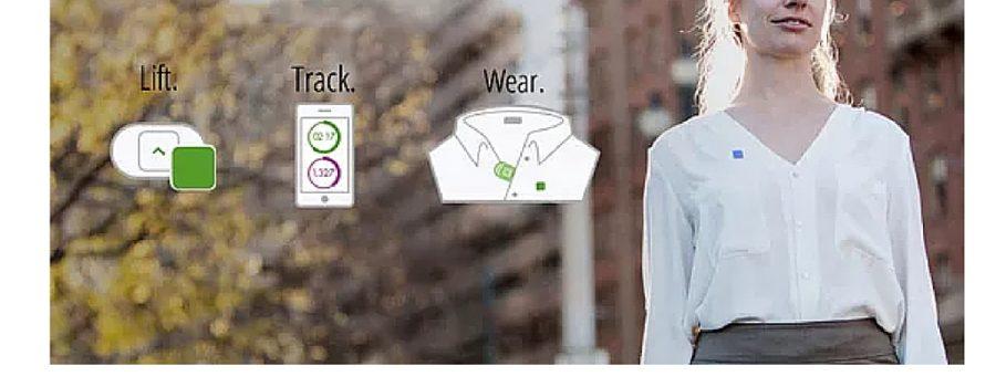 Device Notifies You When You Slouch!