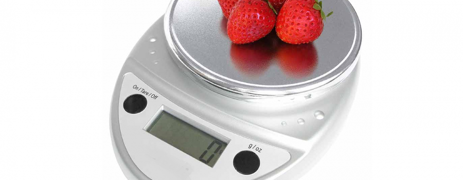 How to Weigh Your Food