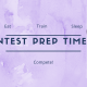 Contest Prep Timeline