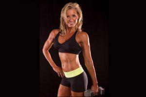 Coach, Competitor, Judge, Author: Bikini Pro Lenore Theobald!