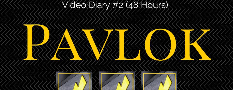 Pavlok Video Diary #2 (48 hours)