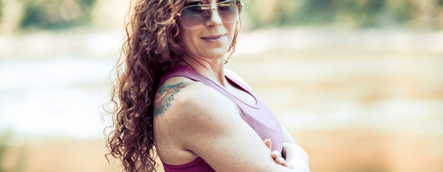 Rock Bottom to Running, Modeling & Competing – Elizabeth Tkachuck