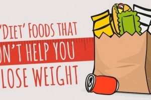 The Diet Foods that Don't Help You Lose Weight!