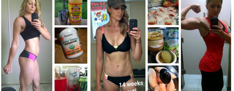 Contest Prep Weeks 10-12. Progress, FOOD Ideas + Tips, & New Supps